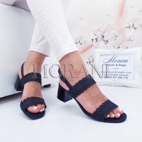 60cbfa1359a Летни сандали и боти на ток | Дамска колекция | Obuvkiichanti.com ...